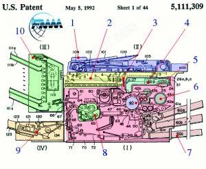 11 300x246 - دستگاه فتوکپی چگونه کار می کند؟